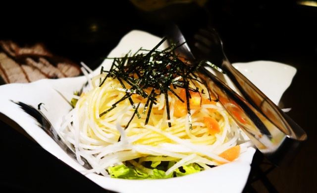 Japanese Food, Salad, Japanese cuisine, Noodles, salad