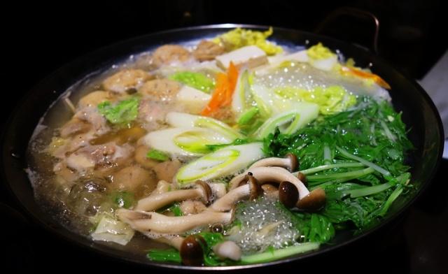 Nabemono, Hot Pot, Japanese Cuisine