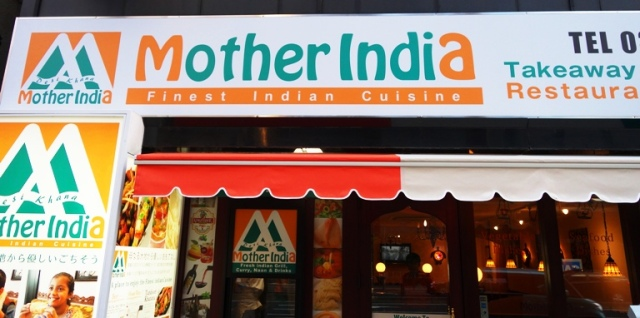 Mother India, Tokyo, Japan, Indian Food