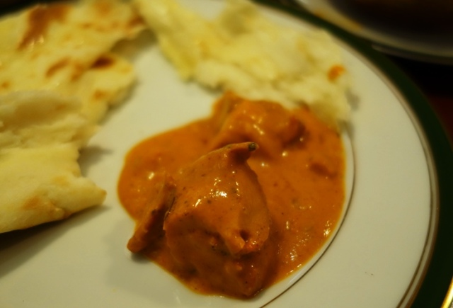 Butter Chicken, Butter Naan, Curry, Indian Food, Delicious Food, Indian Cuisine