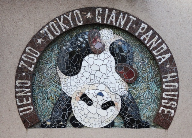Ueno Zoo, Tokyo Zoo, Giant Panda, Pandas, Tokyo