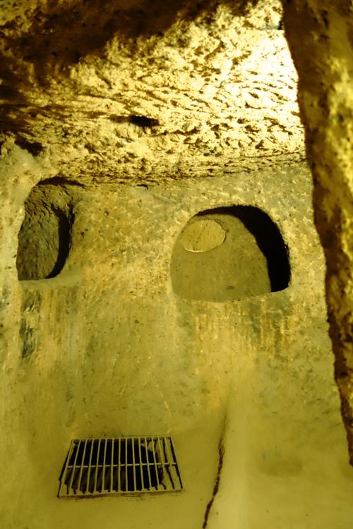 Underground City, Nevsehir, Cappadocia, Kaymakli