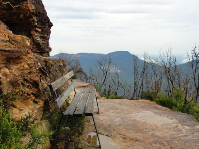 Blue Mountains, Katoomba, Australia, Scenic overlook