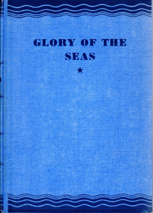 Glory of the Seas, Agnes Danforth Hewes, Newbery Honor Book