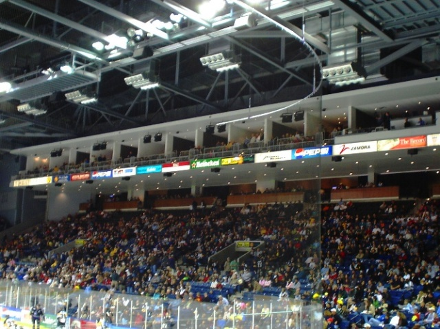 Stockton Thunder, Stockton Arena, ECHL, AHL, Affiliate Shift