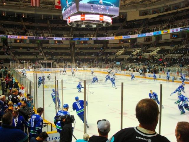 San Jose Sharks, Shark Tank, San Jose Arena, NHL Hockey