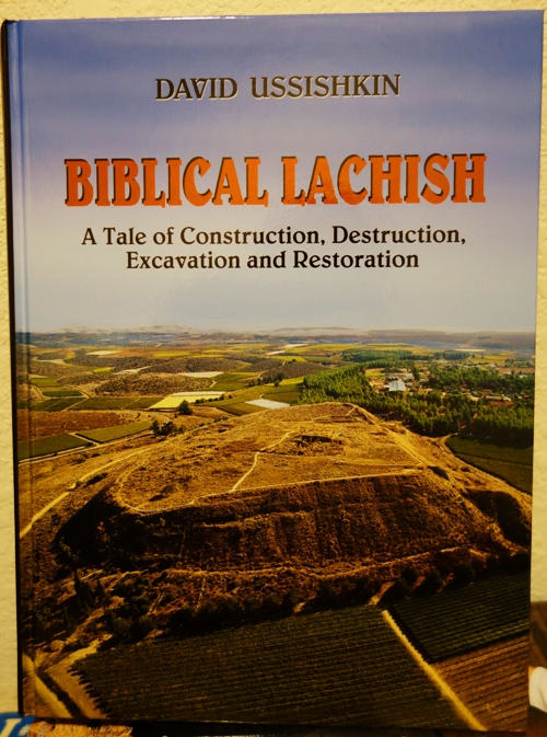 Biblical Lachish, David Ussishkin, Tel Lachish, Archaeology