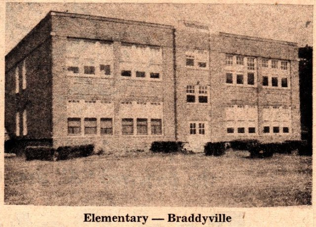 Braddyville Iowa, Elementary School, South Page Community Schools
