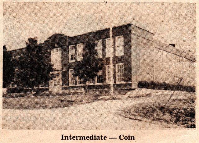 Coin Iowa, Intermediate School, South Page Community Schools