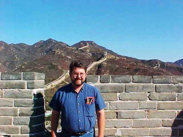 Great Wall of China, Badaling, Braman's Wanderings