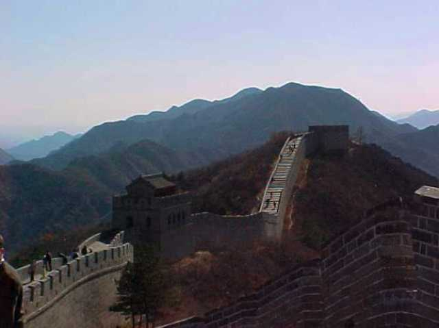 Badaling, Great Wall of China, Ming Dynasty, 1500's, History