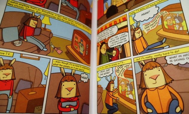 El Deafo, Cece Bell, Graphic Novel, Deaf Culture, Newbery Book, Newbery Honor Book