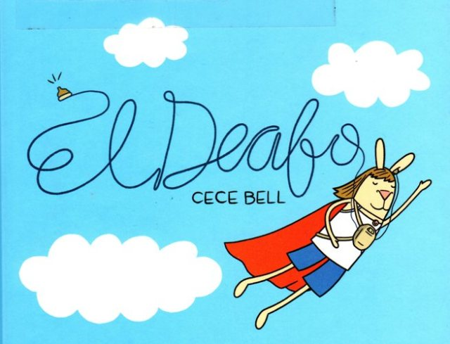 El Deafo, 2015 Newbery Honor Book, Newbery Awards, Cece Bell, Graphic Novel