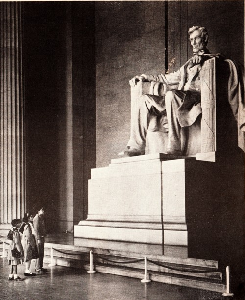 President Lincoln, Lincoln Memorial, Lincoln's Birthday, President's Day Weekend