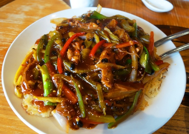 Fried Noodles, Duck, Vegetables, Chinese Food, Chinese New Year