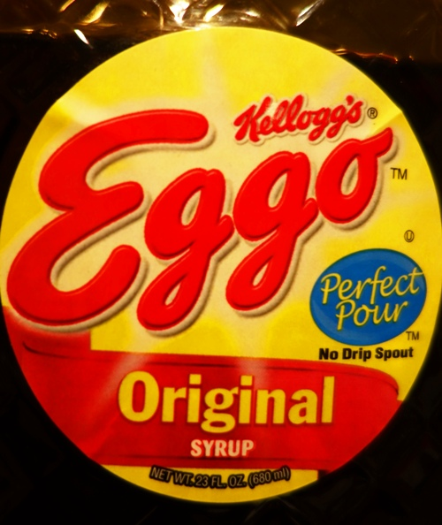 Eggo Syrup, Kellogg's Eggo, Original Syrup, Pancake Day