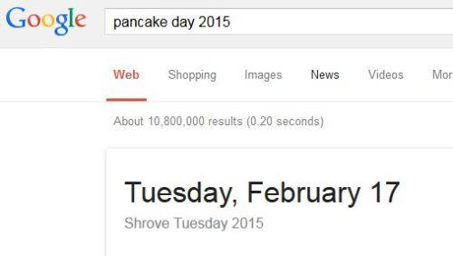 Pancake Day, Shrove Tuesday, Fat Tuesday, Pancakes