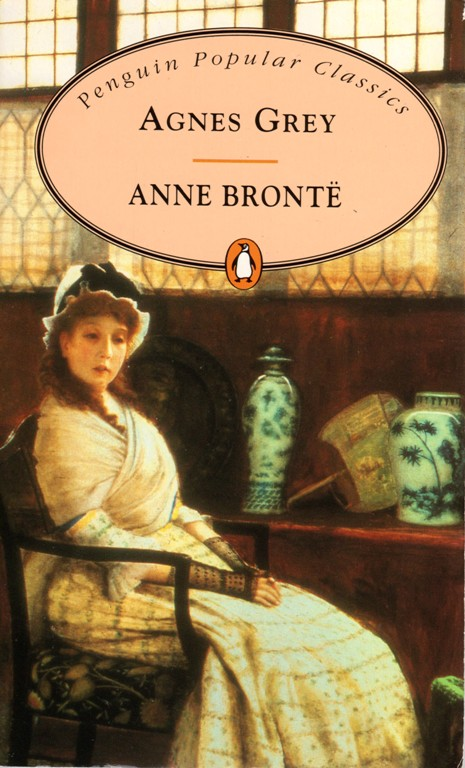Agnes Grey, Anne Bronte, Penguin Popular Classics, First Lines