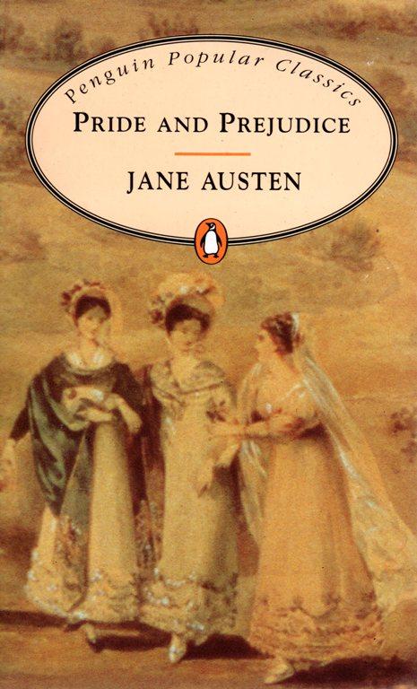 Pride and Prejudice, Jane Austen, Penguin Popular Classics, First Lines