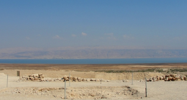 Dead Sea, Qumran, Dead Sea Scrolls
