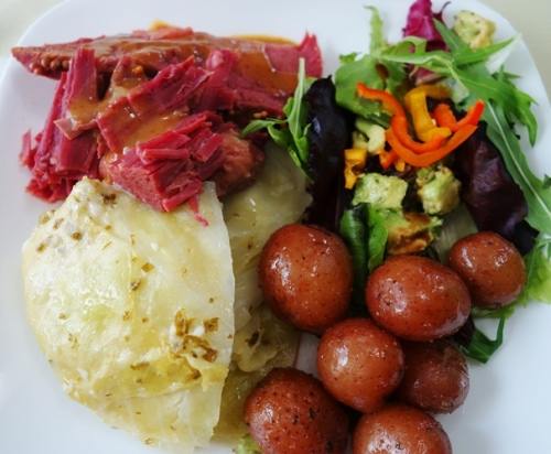 Corned Beef, Cabbage, St. Patrick's Day, Dublin, California