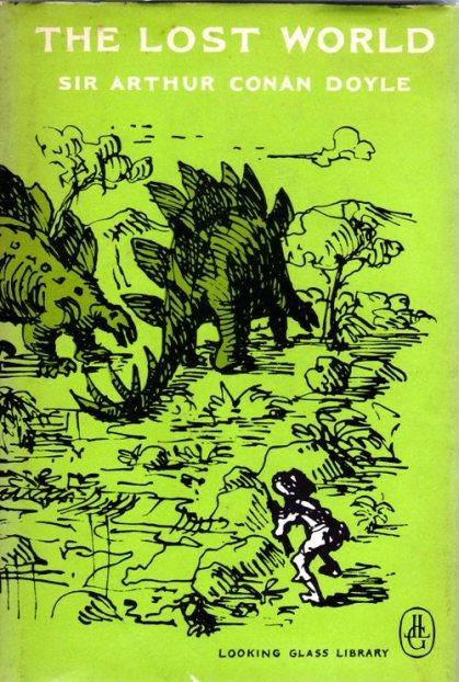 The Lost World, Sir Arthur Conan Doyle, Professor Challenger, Sherlock Holmes