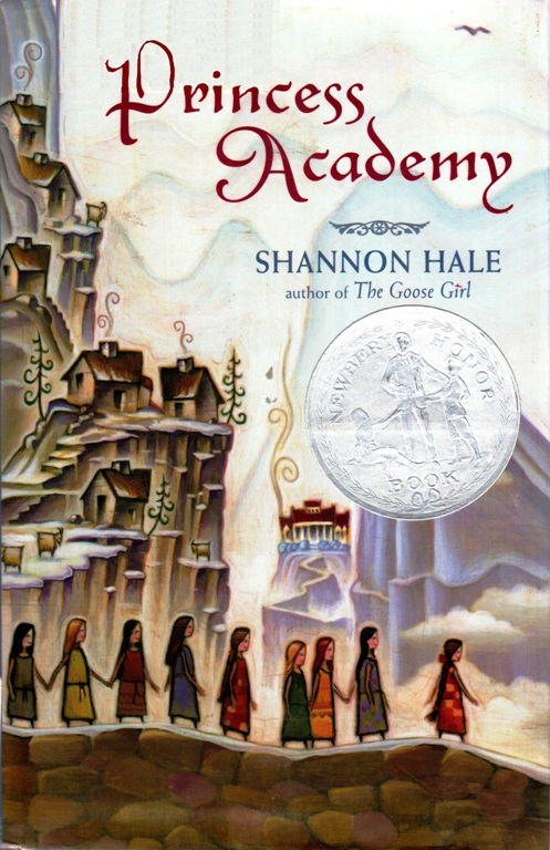 Princess Academy, Shannon Hale, Newbery Honor Book, Newbery Reading Challenge