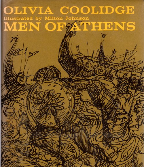 Men of Athens, Historical Fiction, Olivia Coolidge, Newbery Honor Book
