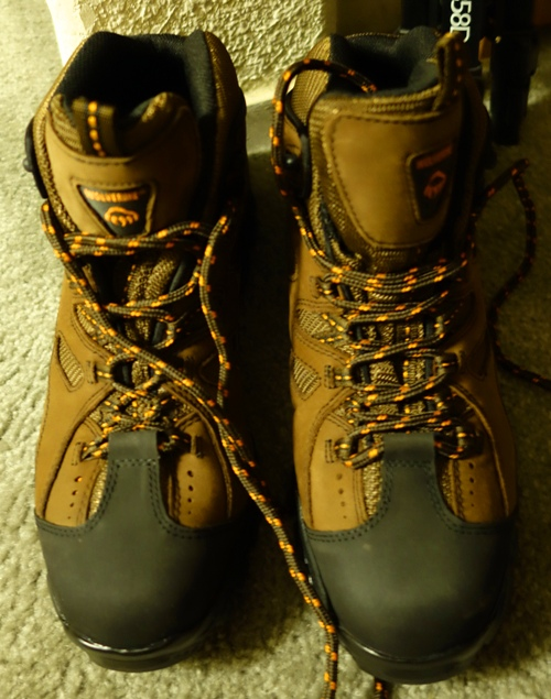 Hiking Boots, Dig Boots, Wolverine Boots