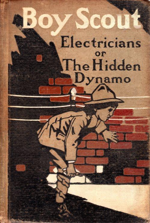 Boy Scout Electricians, Ralphson, Book Series, Boy Scouts