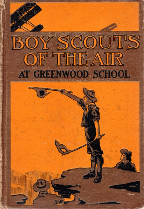 The Boy Scouts of the Air at Greenwood School, Reilly & Lee, Gordon Stuart