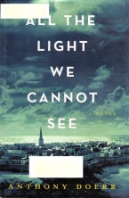 All the Light We Cannot Sea, Anthony Doerr, Pulitzer