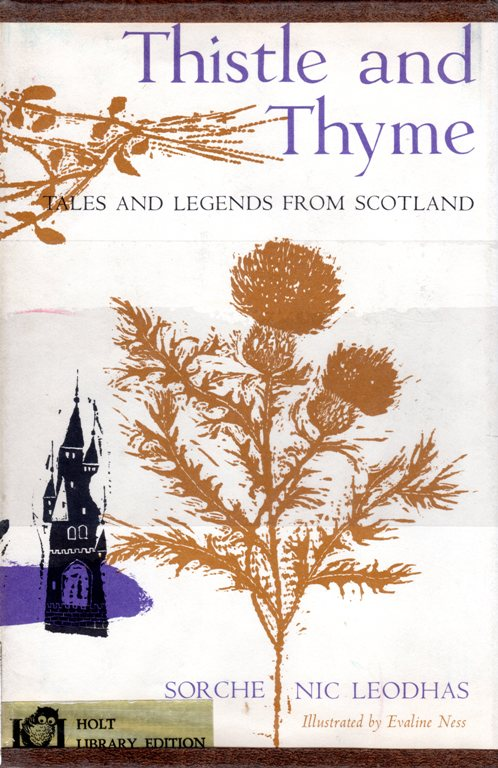 Thistle and Thyme, Scotland, Newbery Award, Newbery Honor Book, Sorche nic Leodhas