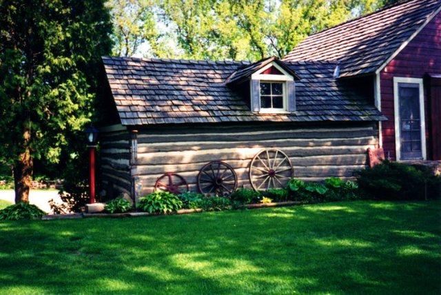 Old Barn, Rome Wisconsin, Orsamus Braman, Family History