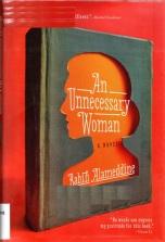 An Unnecessary Woman, Pultizer, Allemedinne Rahib