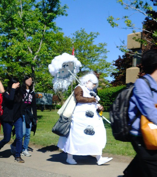 Snow man, Anime North Toronto, Costumes, Frozen?