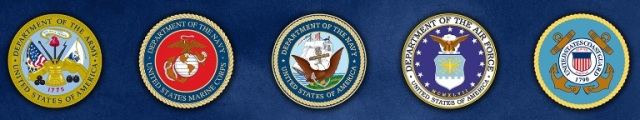 Armed Services Day, Army, Navy, Air Force, Marine Corp, Coast Guard