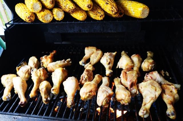 Grilled Chicken, BBQ, Birthday Feast, Toronto
