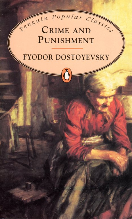Chrime and Punishment, Fyodor Dostoyevsky, Penguin Popular Classics, Last Lines