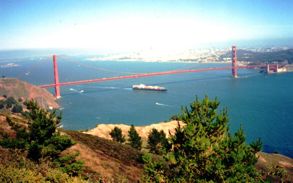Golden Gate Bridge, San Francisco, Fort Point, Sightseeing