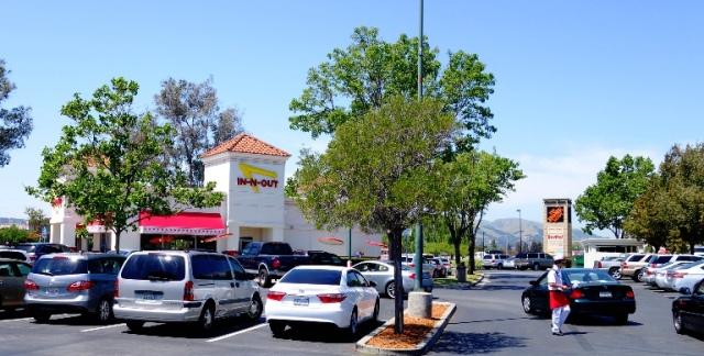 In-N-Out Burger, California, Drive through, Burger