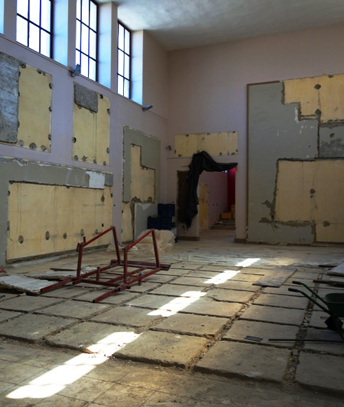 Antakya, Hatay, Mosaics, Museum Move