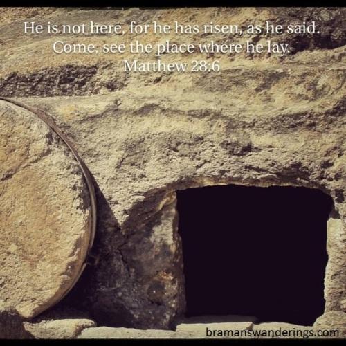 Rolling Stone Grave, Meggido, Matthew 28:6, YouVersion