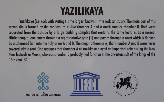 Yazilikay, Hittites, Rock Carvings, Hattusha, gods, underworld