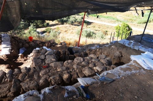 Archaeological Dig, Tel Lachish, Dig, Archaeology, Lachish