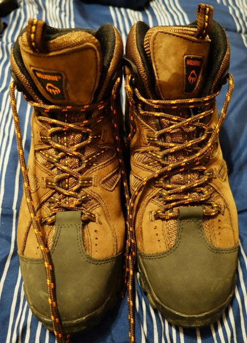Dig Boots, Lachish, steel toed boots, work boots, wolverine
