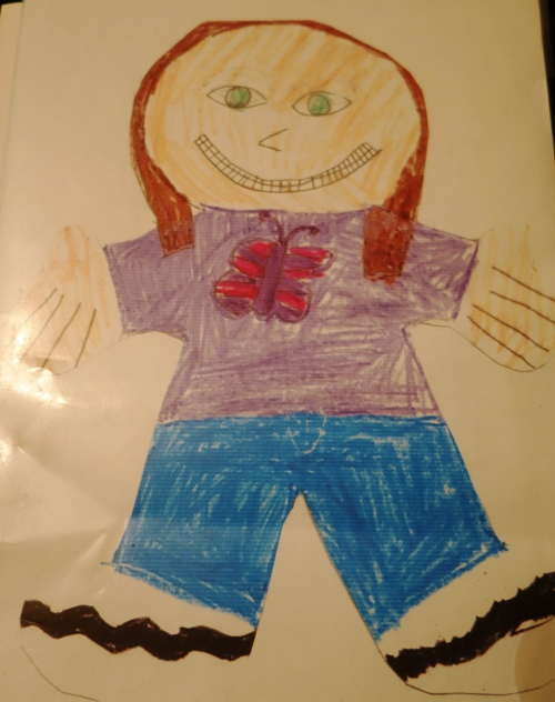 Flat Stanley, Seven Continents, Niece, School Project