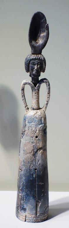 Perfume Bottle, Fosse Temple, Lachish, Israel, Perfume, Ivory Bottle