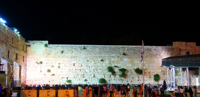 Western Wall, Shabat, Sabbath, Holy Place