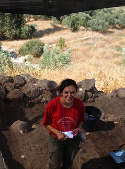 Square Supervisor, Alla, Lachish, Archaeology